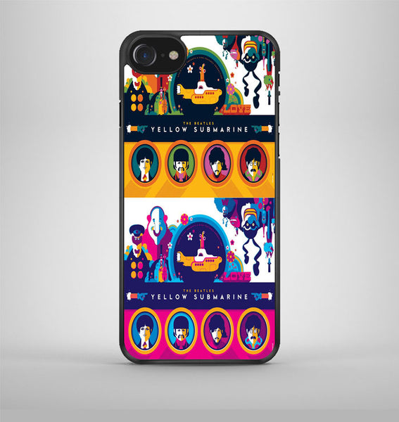 Yellow Submarine Color iPhone 7 Case Avallen