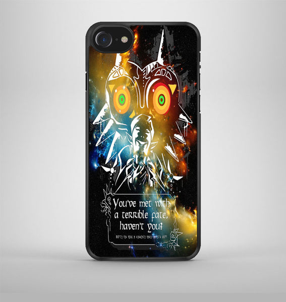 Zelda Majora Mask Quote Galaxy iPhone 7 Case Avallen