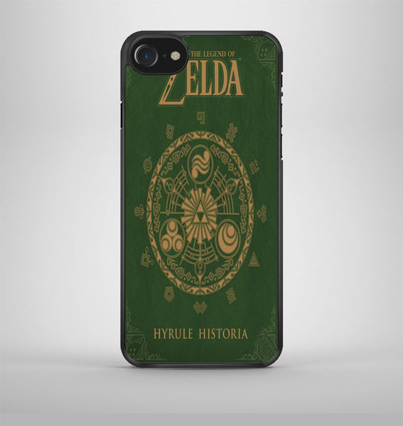 Zelda Cover Hyrule Histeria iPhone 7 Case Avallen