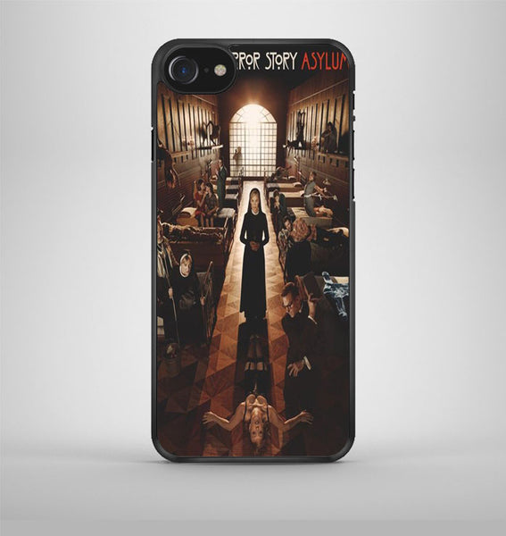 American Horor Story Asylum iPhone 7 Case Avallen