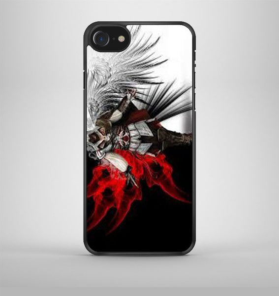 Assassins Creed Edward Kenway Devil Wings iPhone 7 Case Avallen