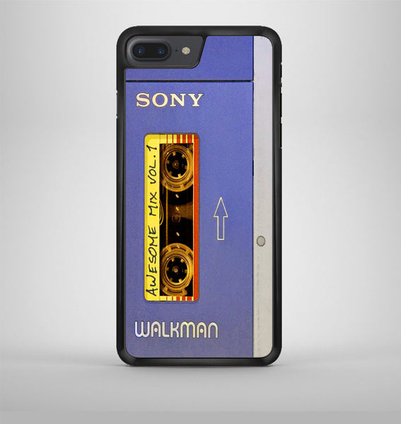 Awesome Mix Tape Vol 1 Sony Walkman iPhone 7 Plus Case Avallen