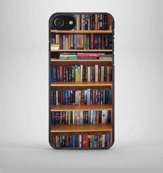 Book Library iPhone 7 Case Avallen