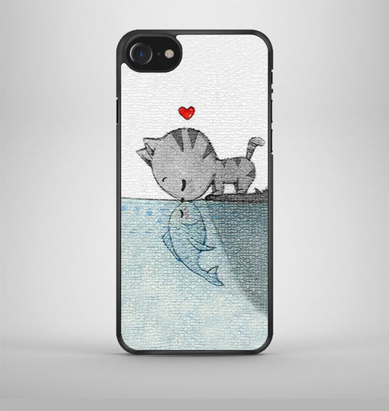 Cat Fish iPhone 7 Case Avallen