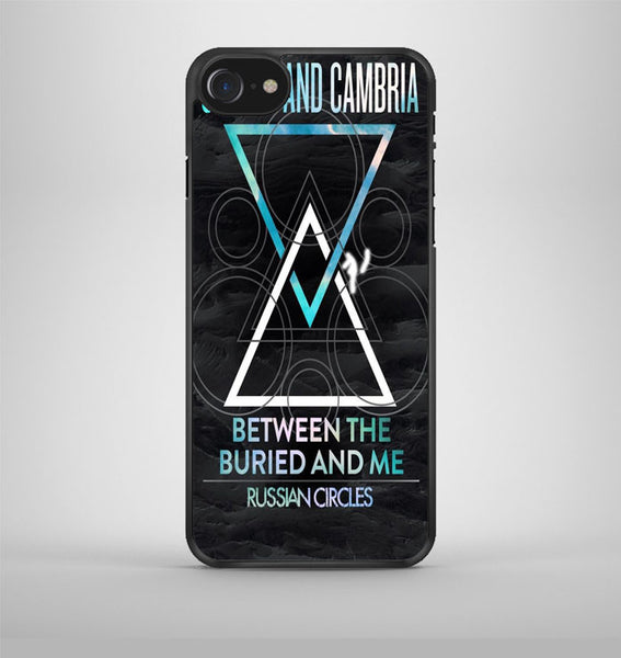 Coheed And Cambria Between The Buried And Me iPhone 7 Case Avallen