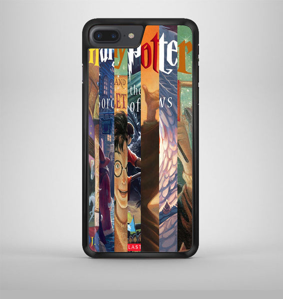 Harry Potter Series Design iPhone 7 Plus Case Avallen