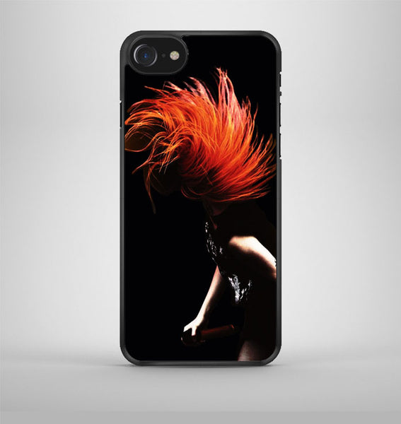 hayley williams paramore red iPhone 7 Case Avallen