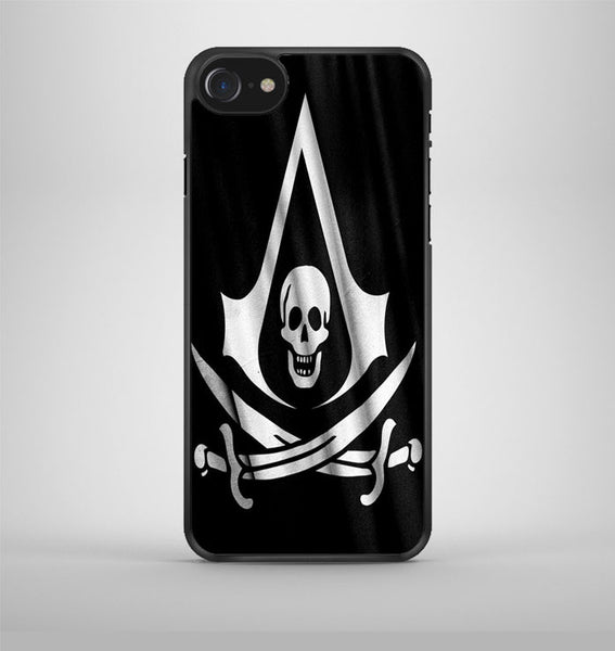 Insignia Of Edward Kenways Jackdaw iPhone 7 Case Avallen