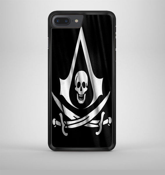Insignia Of Edward Kenways Jackdaw iPhone 7 Plus Case Avallen