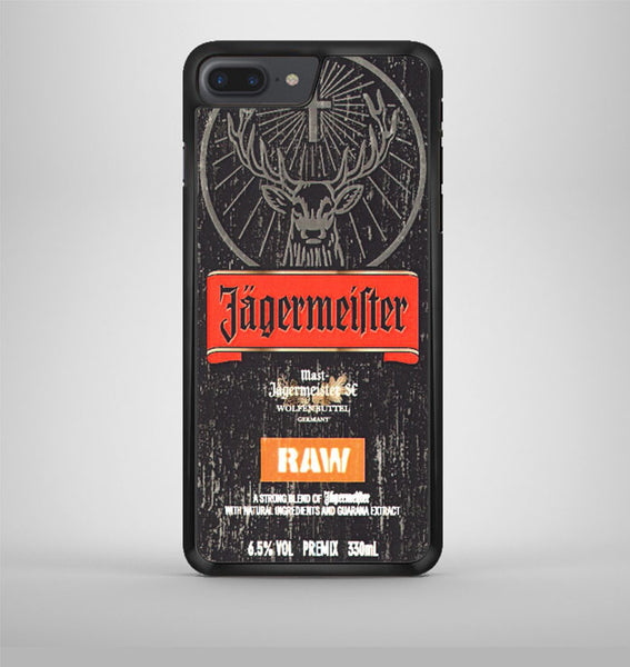 Jagermeister Raw iPhone 7 Plus Case Avallen
