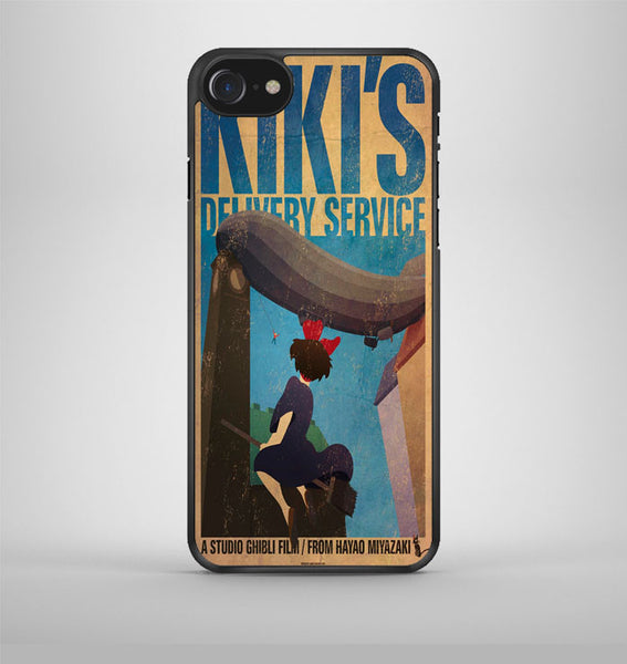 Kiki Delivery Service Simple Art Poster iPhone 7 Case Avallen