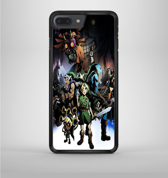 Legend Of Zelda Majora Mask iPhone 7 Plus Case Avallen