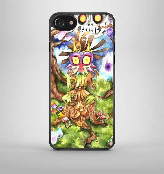 legend of zelda majoras mask iPhone 7 Case Avallen