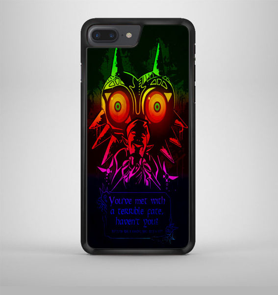 Legend Of Zelda Quote iPhone 7 Plus Case Avallen