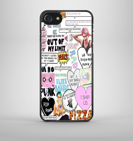 Michael Clifford Collage 2 iPhone 7 Case Avallen