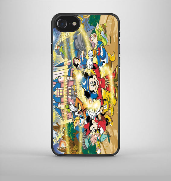 New Diney Collage All Character iPhone 7 Case Avallen
