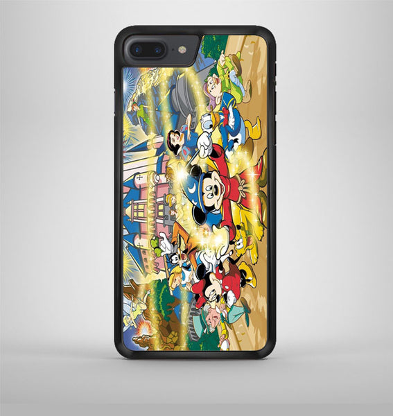 New Diney Collage All Character iPhone 7 Plus Case Avallen