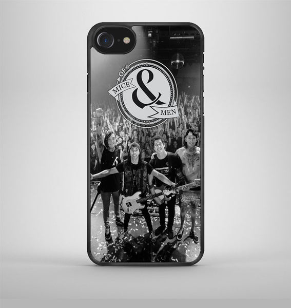 of mice and men concert iPhone 7 Case Avallen