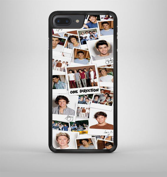 One Direction Polaroids iPhone 7 Plus Case Avallen