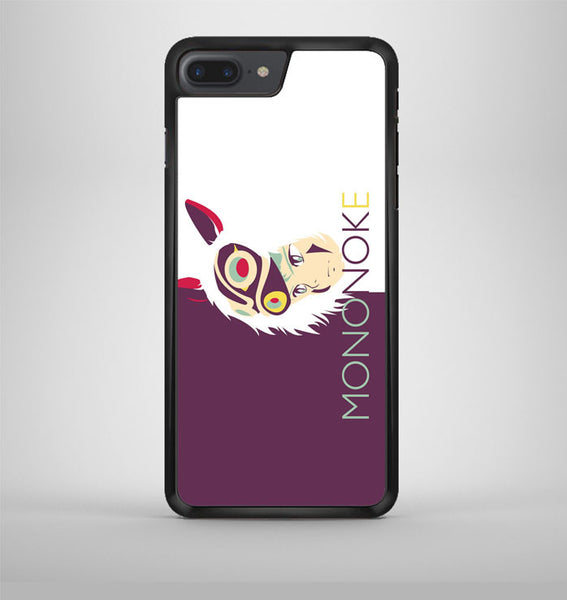 Princess Mononoke Simple Art Poster iPhone 7 Plus Case Avallen