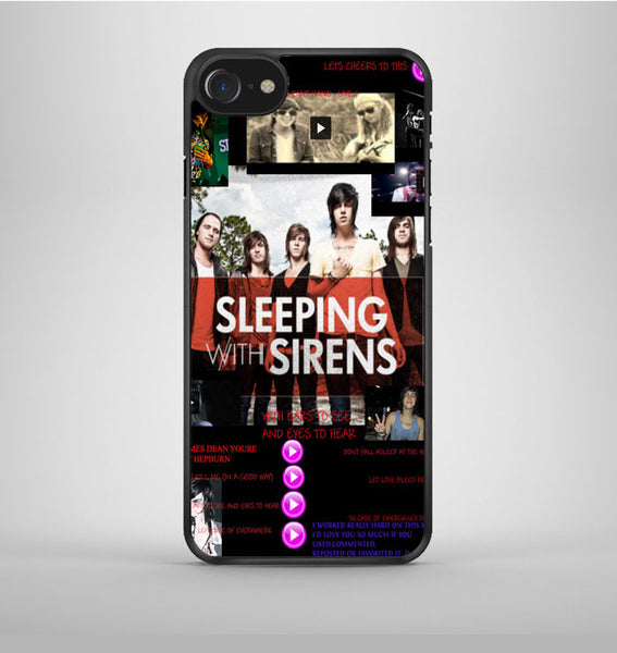Sleeping With Sirens Cover iPhone 7 Case Avallen