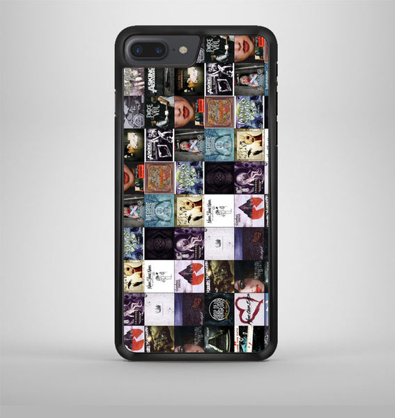 Sleeping With Sirens Ears To See Eyes iPhone 7 Plus Case Avallen