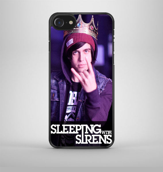 Sleeping With Sirens Infinity Quote iPhone 7 Case Avallen