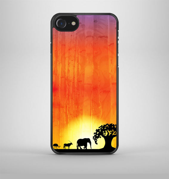 Sunset iPhone 7 Case Avallen
