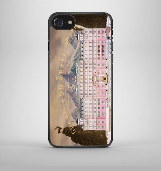 The Grand Budapest Hotel iPhone 7 Case Avallen