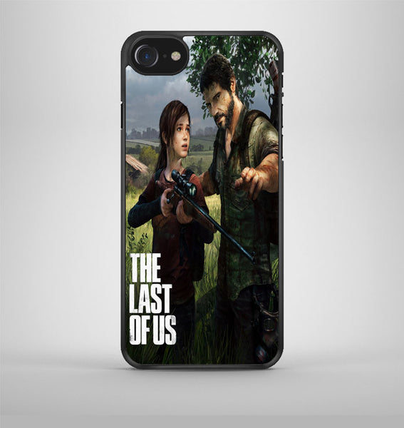 The Last Of Us Cover iPhone 7 Case Avallen