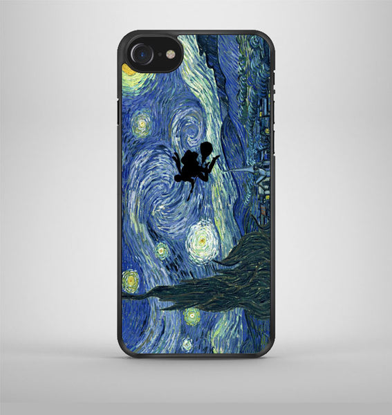 van gogh harry potter paintings starry night iPhone 7 Case Avallen