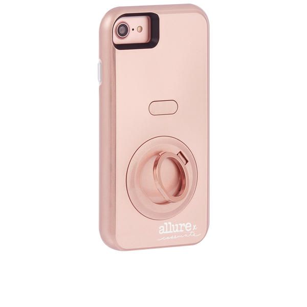 Allure Selfie Case - Rose Gold