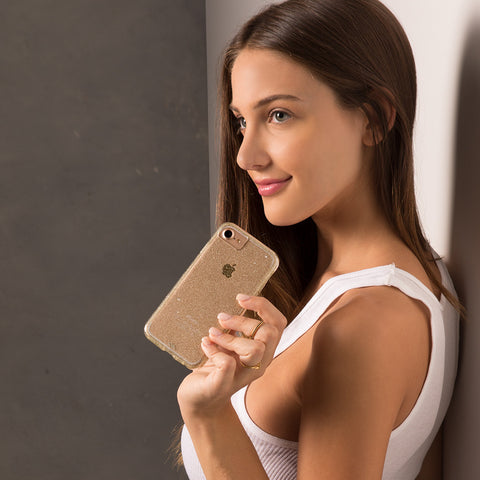 iPhone 6 / 6s / 7 Naked Tough - Sheer Glam