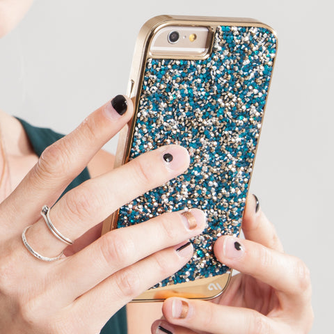 iPhone 6/6s Brilliance Case - Turquoise