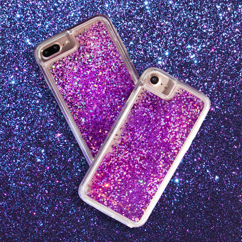 iPhone 6 Plus / 6s Plus / 7 Plus Naked Tough Waterfall - Magenta