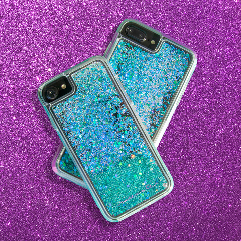 iPhone 6 / 6s / 7 Naked Tough Waterfall - Teal