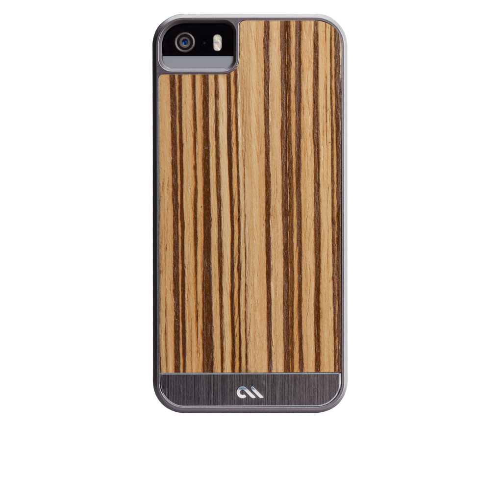 iPhone 5/5s Zebrawood Woods Case - image angle 7