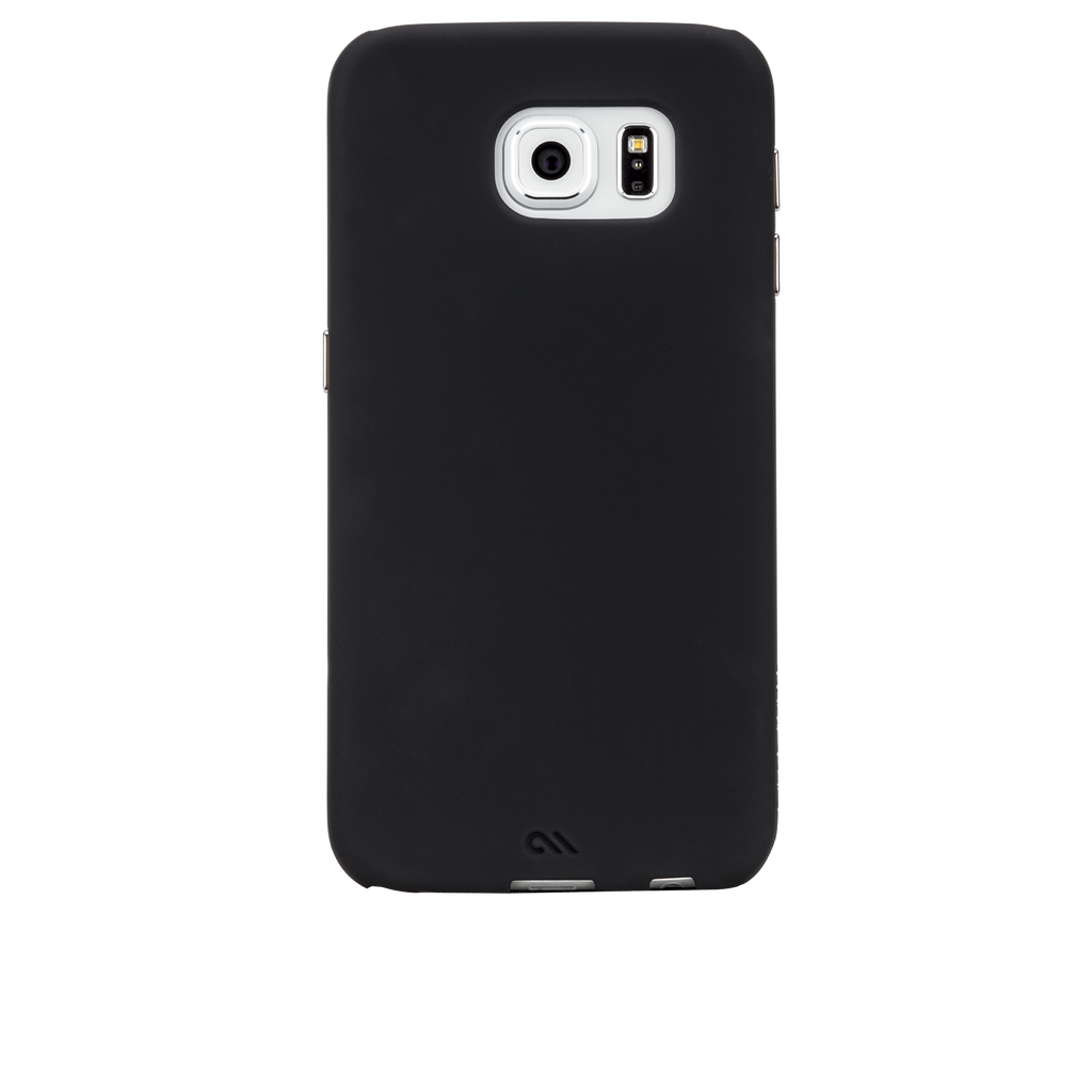 Samsung Galaxy S6 Black Barely There Case - image angle 7