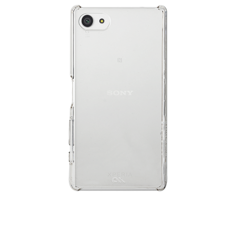 Sony Xperia Z5 Compact Barely There Case - Clear