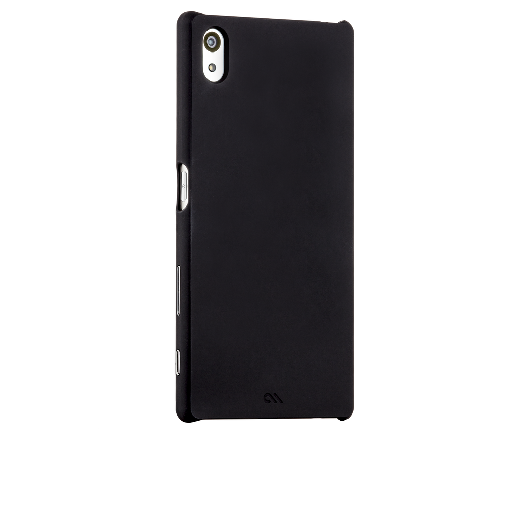 Sony Xperia Z5 Black Barely There Case - image angle 1