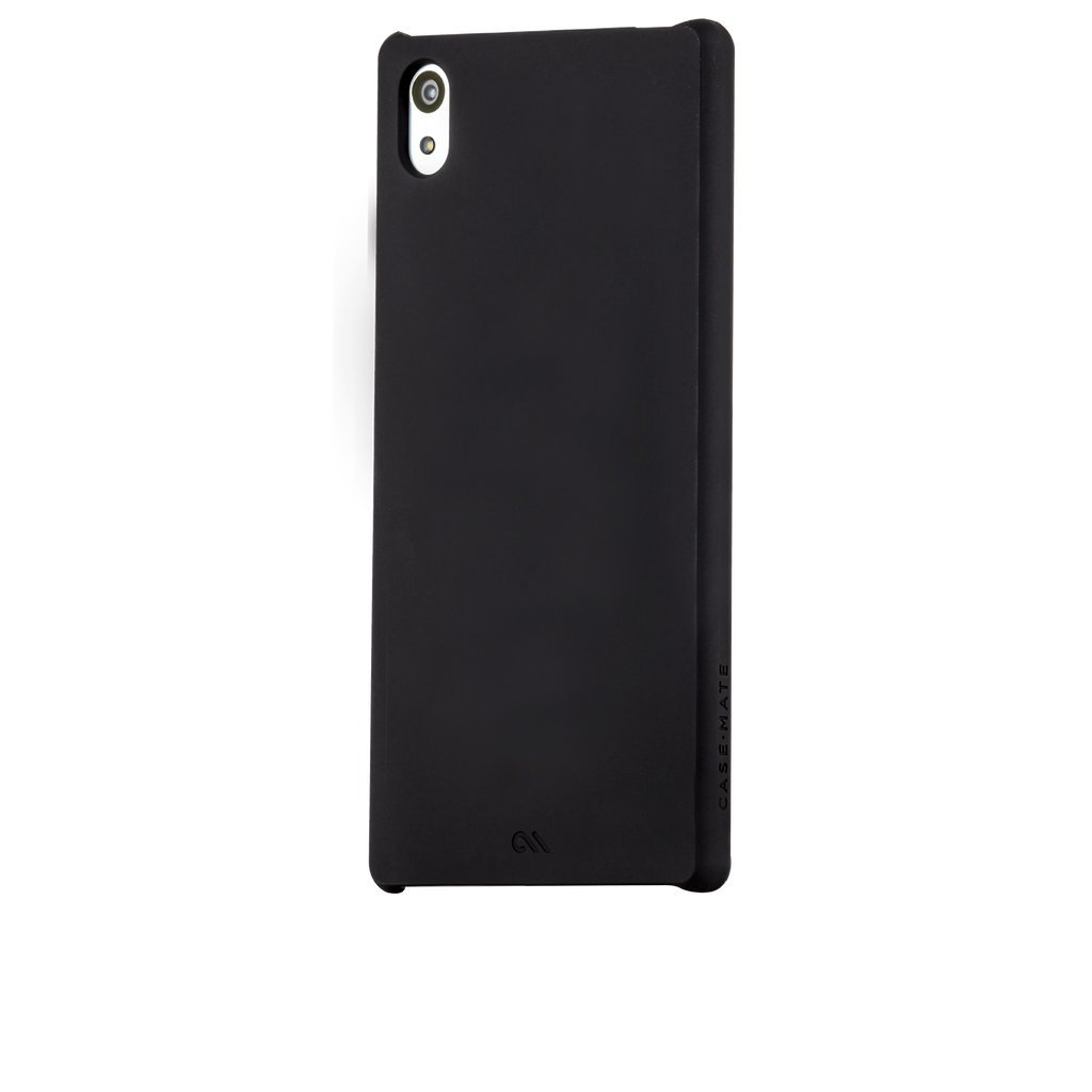 Sony Xperia Z5 Black Barely There Case - image angle 3