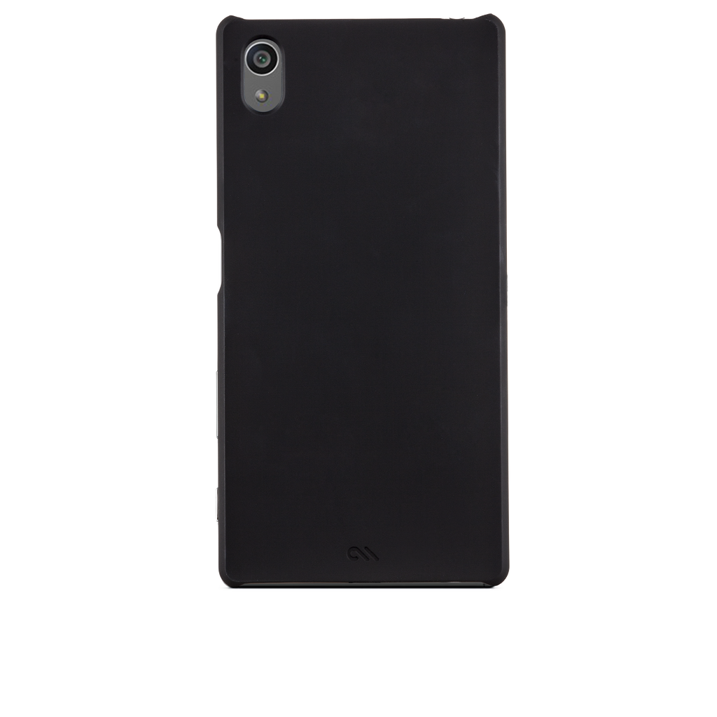 Sony Xperia Z5 Black Barely There Case - image angle 7
