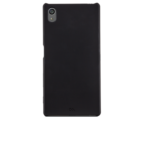 Sony Xperia Z5 Barely There Case - Black