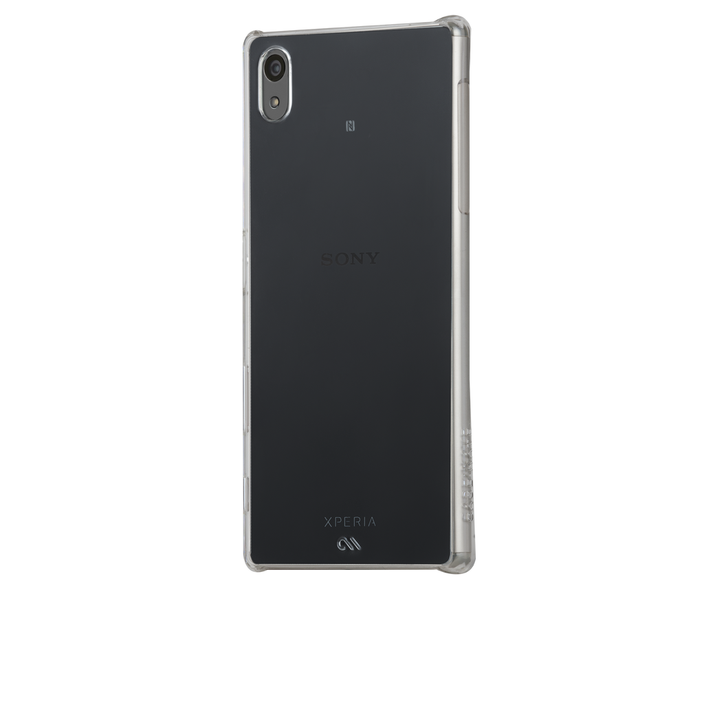 Sony Xperia Z5 Clear Barely There Case - image angle 3