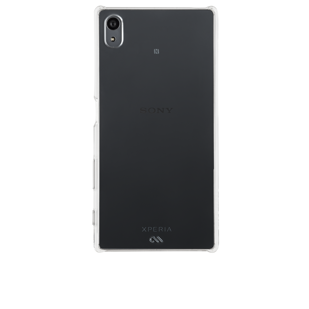 Sony Xperia Z5 Clear Barely There Case - image angle 7