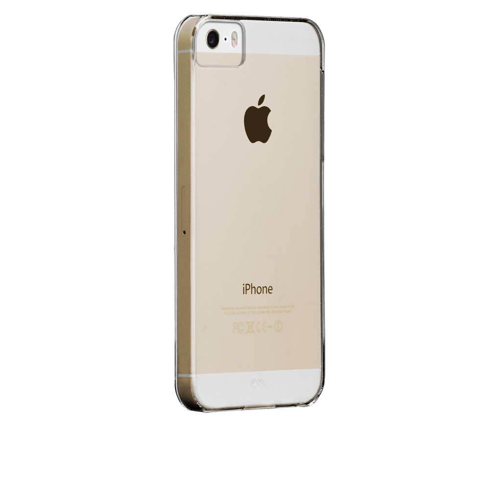 iPhone 5/5s Clear Barely There Case - image angle 1