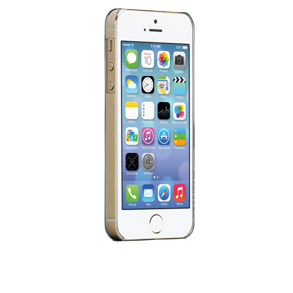 iPhone 5/5s Clear Barely There Case - image angle 2