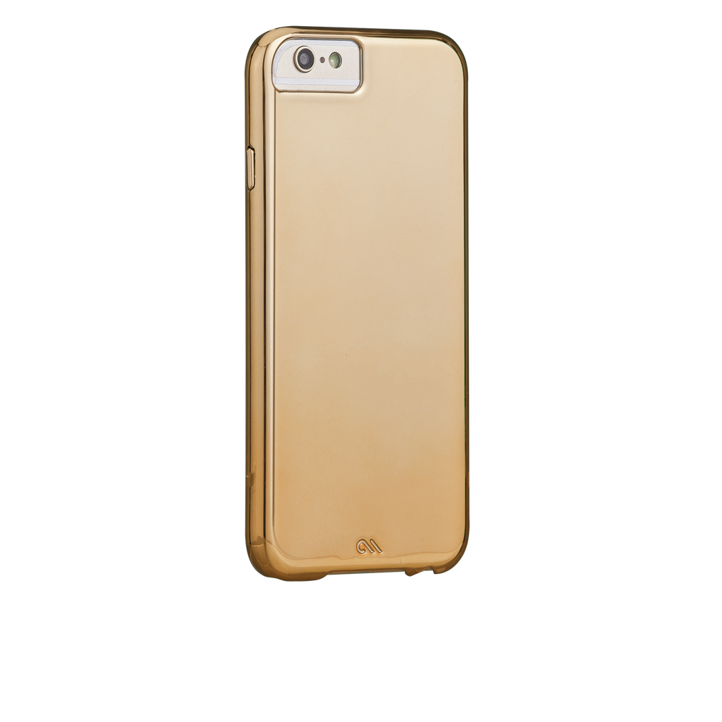 Barely There Metallic Gold iPhone 6s Plus Case - image angle 1