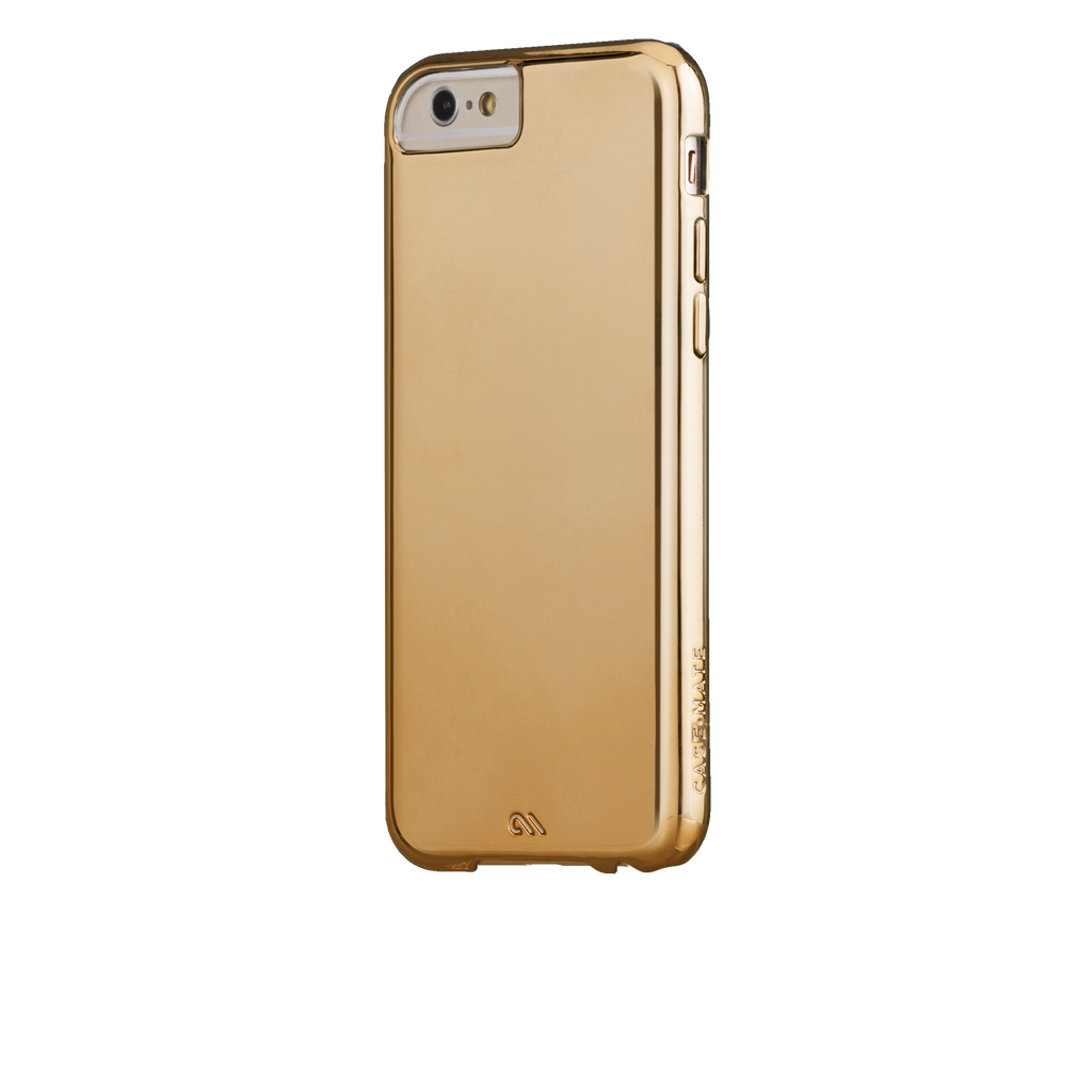Barely There Metallic Gold iPhone 6s Plus Case - image angle 3