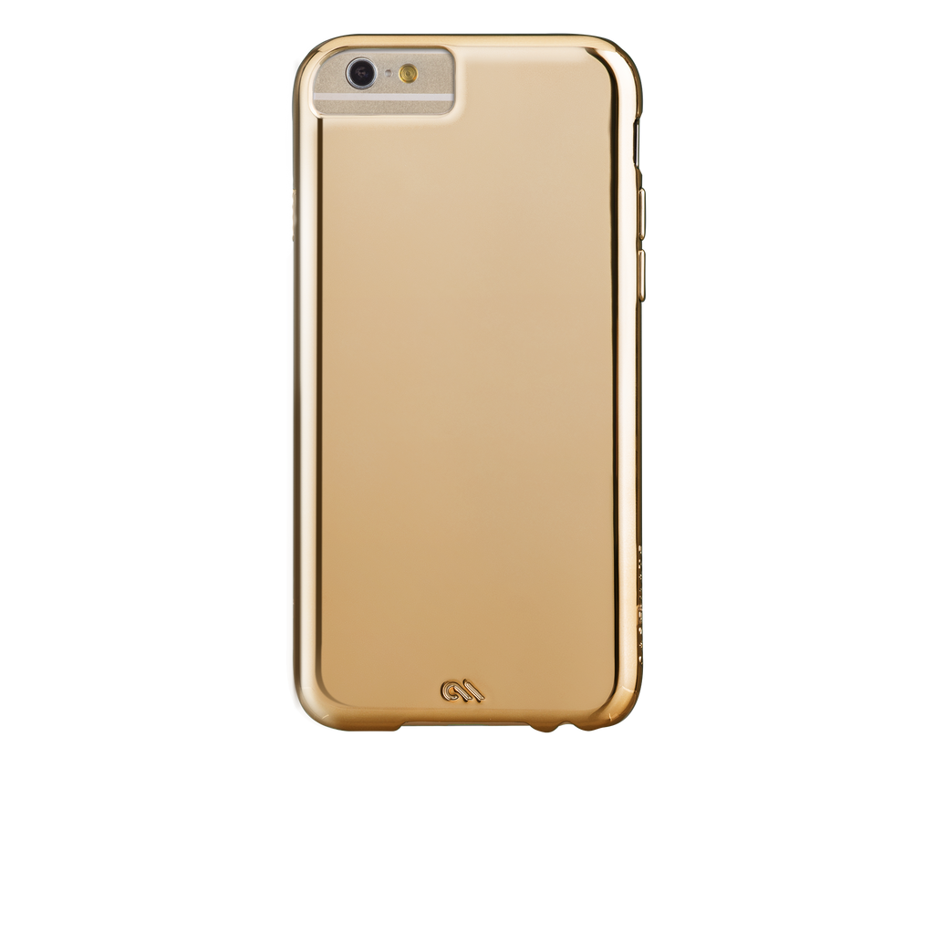 Barely There Metallic Gold iPhone 6s Plus Case - image angle 7